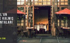 istanbulun koselerinde kalmis esnaf lokantalari